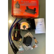 БСЗ ЯВА СОВЕК с катушкой , силиконовыми бронепроводами и надсвечникоми