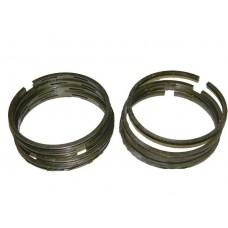 Кольца  нормальные чугунные 78,0 (в комплекте:4 компресионных+4 маслосъёмных кольца) мотоцикла Урал