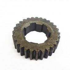 Муфта  зубчатая вторичного вала 3-4 передачи мотоцикла Урал