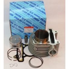 Цилиндро-поршневая группа CMR 4T двиг.157QMJ 150cc d=57,4 TW