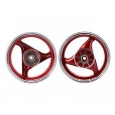 Диск колеса 12 x 2.50 задний бар.торм. (18T колодки d-110мм) CN