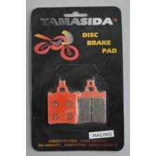 Колодки диск. торм. (RACING) Aprilia RX/RS (аналог FDB694) Yamasida TW