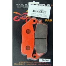 Колодки диск. торм. (RACING) FA226/FDB570 Yamasida TW