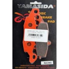 Колодки диск. торм. (RACING) FA231/FDB2049 Yamasida TW