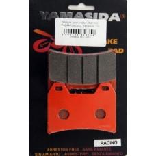 Колодки диск. торм. (RACING) FA244/FDB2042 Yamasida TW