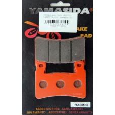 Колодки диск. торм. (RACING) FA265/FDB2079 Yamasida TW