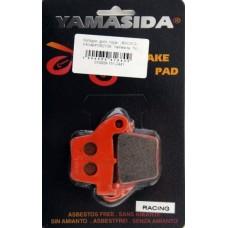 Колодки диск. торм. (RACING) FA346/FDB2139 Yamasida TW