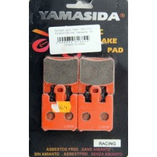 Колодки диск. торм. (RACING) FA369/FDB2164 Yamasida TW