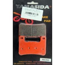 Колодки диск. торм. (RACING) FA379/FDB2178 Yamasida TW