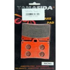 Колодки диск. торм. (RACING) FA95/FRP408 Yamasida TW