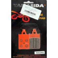 Колодки диск. торм. (RACING) Malaguti F15 (аналог FDB697) Yamasida TW