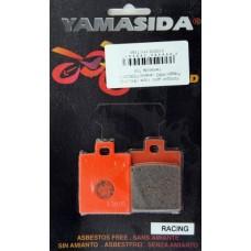 Колодки диск. торм. (RACING) Piaggio NRG (аналог FDB2057) Yamasida TW