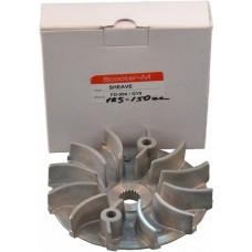Наружный шкив переднего вариатора 4T 152QMI, 157QMJ 125-150cc TW