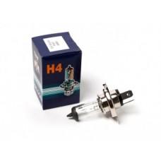 Лампа фары галоген H4 P43T 12V 35/35W прозрачная CN