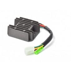 Регулятор напряжения 4T 125-150сс 1 фишка 4+1 конт.