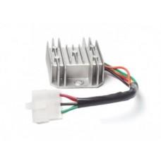 Регулятор напряжения 4T 125-150сс 1 фишка 5 конт.