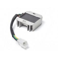 Регулятор напряжения 4T 125-150сс 1 фишка 6 конт.
