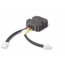Регулятор напряжения 4T 125-150сс 2 фишки 7 конт.