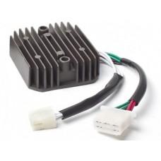 Регулятор напряжения 4T 125-150сс 2 фишки 8 конт.