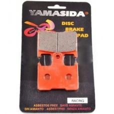 Колодки диск. торм. (RACING) FA254/FDB211 Yamasida TW