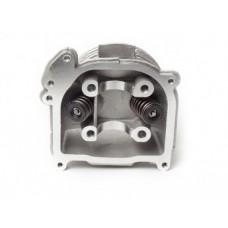Головка цилиндра для скутеров с двигателем 139QMB d-50mm 82сс (в сборе с клапанами)