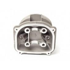 Головка цилиндра для китайских двигателей 125cc d-52.4mm (в сборе с клапанами)