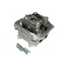 Головка цилиндра для двигателя 157QMJ/152QMI d-58,5mm 155сс в сборе (клапана/рокера/распредвал)
