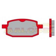 Колодки дискового тормоза Malossi MHR - S17 - Yamaha Axis, BWS 100