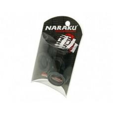 Комплект сальников двигателя NARAKU - Minarelli 50cc 2T