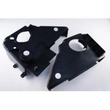 Кожухи охлаждения цилиндра для двигателя 152QMI/157QMJ 125/150cc (2 штуки в комплекте)