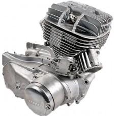 Двигатель мотоцикла ИЖ Юпитер 4 6w мало бу