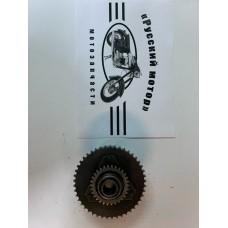 Барабан Сцепления Мотоцикла Ява Старуха В Сборе С Храповиком Б/У